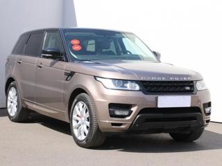 Land Rover Range Rover 4.4 SDV8, 1.maj, Serv.kniha SUV nafta