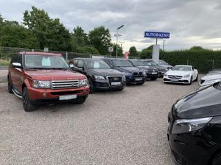 Land Rover Range Rover 3.0d 153kw 1.Maj Facelift Kůže Vogu SUV