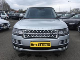 Land Rover Range Rover Hybrid SUV