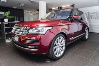Land Rover Range Rover 5,0 5.0 V8 SC Autobiography / TOP STAV  IHNED SUV benzin