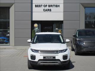 Land Rover Range Rover Evoque 2,0 TD4,110kW, SE,1.Maj,DPH SUV nafta