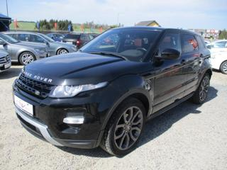 Land Rover Range Rover Evoque 2,2SD4S 140kw Limited Panorama LED SUV
