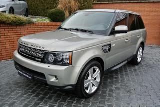 Land Rover Range Rover Sport 3,0 HSE SDV6,HARMAN/KARDON,NAVIGACE,KAMERA SUV nafta
