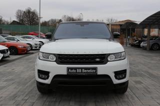 Land Rover Range Rover Sport 3.0d, HSE 260 PS, ČR, SUV