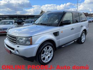 Land Rover Range Rover Sport 2,7 TDV6 4x4 HSE Xenony*Navi*Harman*Kůže*4x Vyhř.  Sedadla*Po servise! 10/2005 SUV nafta