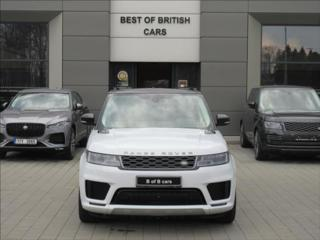 Land Rover Range Rover Sport 3,0 SDV6 225kW,HSE, ČR,DPH, SUV nafta
