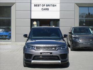 Land Rover Range Rover Sport 3,0 SDV6,183kW,HSE,1Maj,ČR,DPH SUV nafta
