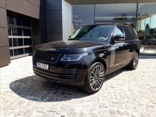 Land Rover Range Rover 5,0 V8 SC Autobiography-1m,ČR SUV benzin