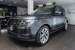 "Land Rover Range Rover 3,0 Vogue P400/Meridian/360°/Borealis Black/21""  IHNED SUV benzin"