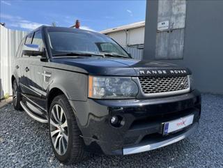 Land Rover Range Rover 5,0 V8 Supercharged,původ ČR SUV benzin
