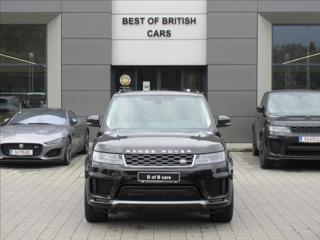 Land Rover Range Rover Sport 3,0 SDV6 225kW HSE,1Maj,ČR,DPH SUV nafta