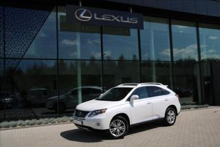 Lexus RX 450h 3,5 HSD  Luxury SUV hybridní - benzin