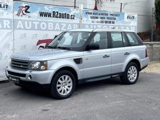 Land Rover Range Rover 2.7TDV6 140kW+NAVI+KŮŽE SUV