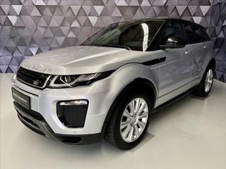 Land Rover Range Rover Evoque 2,0 TD4 132KW A/T,BI-XENON,KEYLESS,NAVIGACE SUV nafta