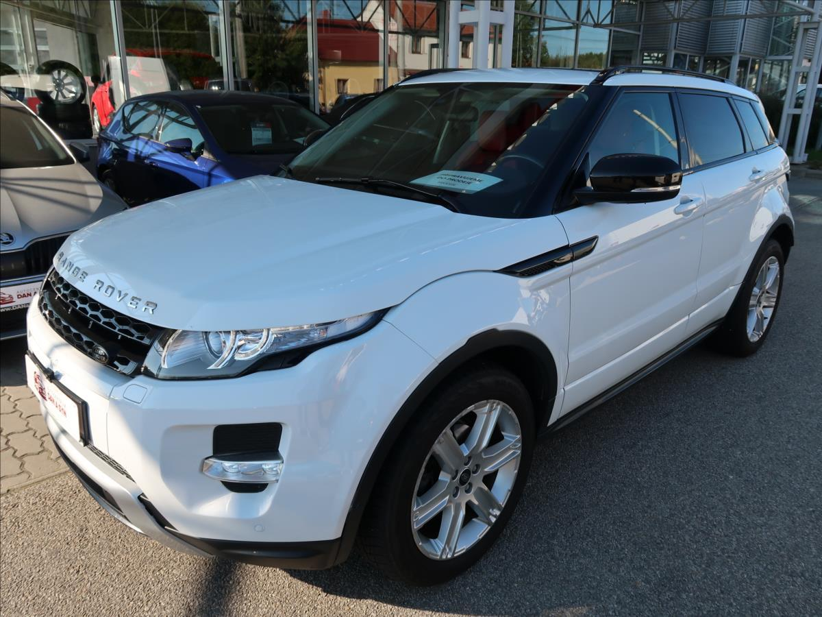 Land Rover Range Rover Evoque 2,2 D 4x4 SUV nafta