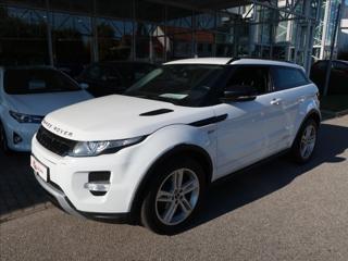 Land Rover Range Rover Evoque 2,2 Nový ČR Navi Servis SUV nafta