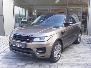 Land Rover Range Rover Sport 3,0 SDV6 CZ DPH PANORAMA SUV nafta