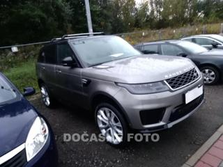 Land Rover Range Rover Sport 3.0SDV6, 1.maj, ČR SUV nafta
