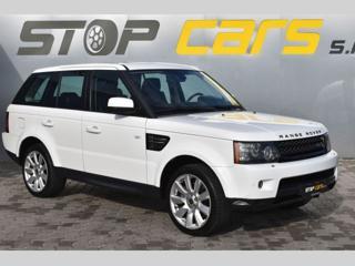 Land Rover Range Rover Sport 3,0SDV6 SE*NAVI*KAMERA*HARMAN* SUV nafta