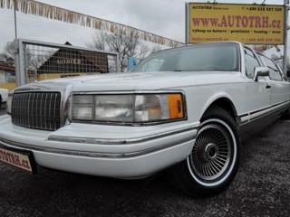 Lincoln Town Car Limuzína 7.m Pronájem limuzína