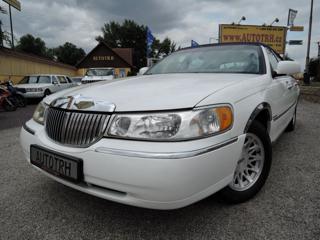 Lincoln Town Car 4.6i V8 Aut. Pronájem limuzína