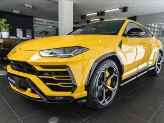 Lamborghini Urus 4,0 ADAS/B&O/Pano/TV/HUD/Soft-Close  SKLADEM SUV benzin