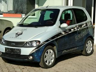 Ligier X - Too 0,5   MAX hatchback nafta