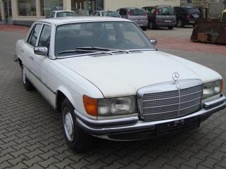 Mercedes-Benz 116 280S VÝMĚNA sedan