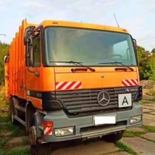 Mercedes-Benz 2003, 10000 ccm, 230 kW speciální nástavba