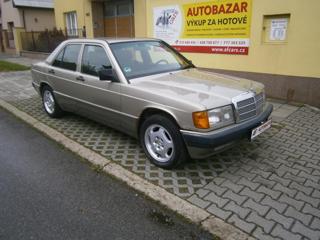 Mercedes-Benz 190 1.8i 80KW sedan