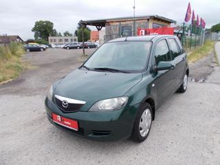 Mazda 2 1.4 MZ-CD, 50 kW, Klima hatchback