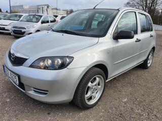 Mazda 2 1.4D,50KW,KLIMA,ABS,ALU KOLA kombi