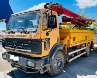 Mercedes-Benz speciální nástavba