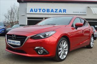 Mazda 3 2,0 i  1MAJ,REVOLUTION TOP,A/T hatchback benzin