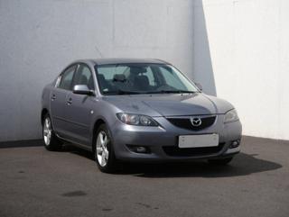 Mazda 3 1.6 d hatchback nafta