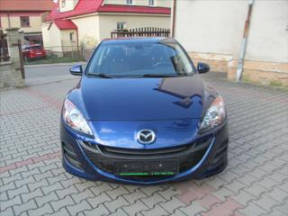 Mazda 3 1,6 1.majitel, TAŽNÉ TOP  L MZR hatchback benzin