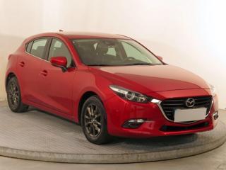 Mazda 3 1.5 Skyactiv-G 74kW hatchback benzin