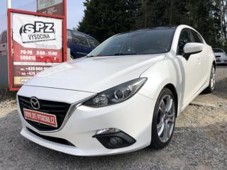 Mazda 3 Skyactive hatchback
