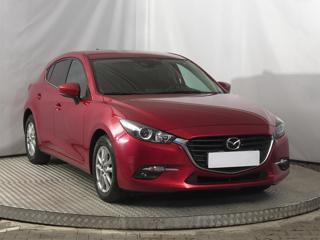 Mazda 3 2.0 Skyactiv-G 88kW hatchback benzin