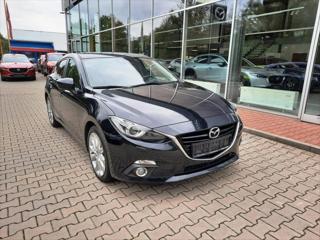 Mazda 3 1.5 D 77 kW Revolution Navi hatchback nafta
