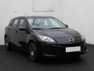 Mazda 3 1.6, Serv.kniha, ČR hatchback benzin