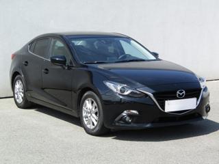 Mazda 3 1.5i, 1.maj, Serv.kniha, ČR sedan benzin