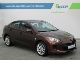 Mazda 3 1,6 16V VÝHŘEV SED. TEMPOMAT ČR sedan benzin