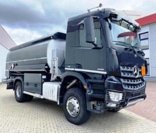 Mercedes-Benz cisterna