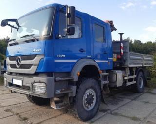 Mercedes-Benz 2011, 9000 ccm, 210 kW valník