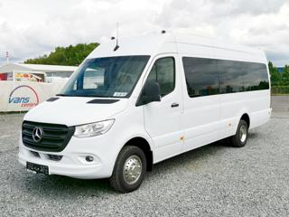 Mercedes-Benz Bus Design/ 24míst/ČR dálkový