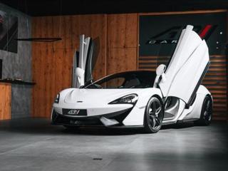 McLaren 570GT 3,8 PANORAMA,LED, BOWERS & WILKINS  BR kupé benzin
