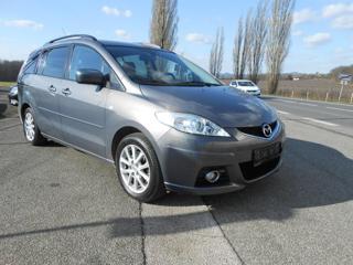 Mazda 5 1.8 85 kW 7 Míst Historie MPV