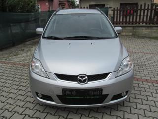 Mazda 5 2,0 7.MÍST  BEZ KOROZE MPV benzin