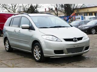 Mazda 5 – 1.8i/85kW MPV nafta